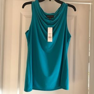 NWT scoop neck dress tank Large